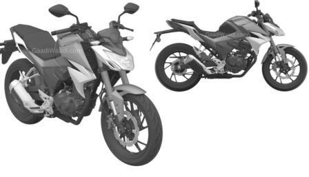 Honda Menyiapkan Motor Sport 200 Cc Terbaru, Ini Wujudnya ...